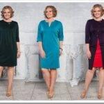 Как подобрать женское платье больших размеров