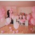 Как украсить квартиру воздушными шарами на детский день рожденья