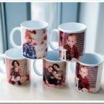 Как печатают фото на чашках и как выбрать чашку для печати