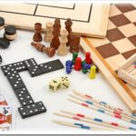 Какие есть виды детских настольных игр