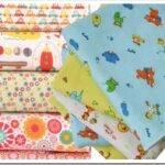 Виды тканей и текстиля для детской одежды