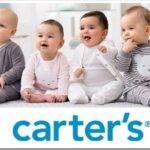 Какая детская одежда выпускается брендом Carter's и что это за компания