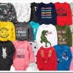 Carters — что это за бренд детской одежды?