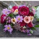 Как составить оригинальный букет цветов