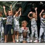 Детская брендовая одежда «Crockid»