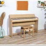На что обратить внимание при выборе места размещения цифрового пианино в комнате
