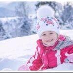 Как выбрать детскую шапку для девочки