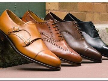 качественная обувь из кожи