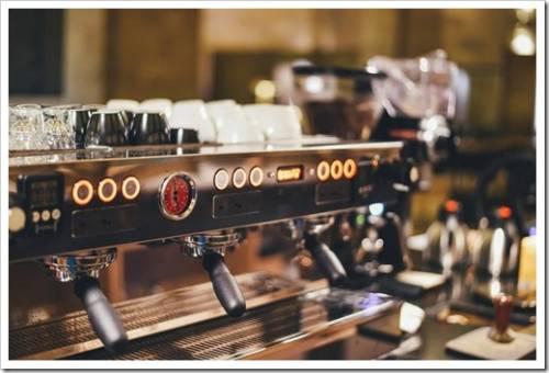 Аренда профессиональной кофемашины