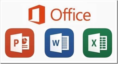 Сфера применения MS Word и MS Excel