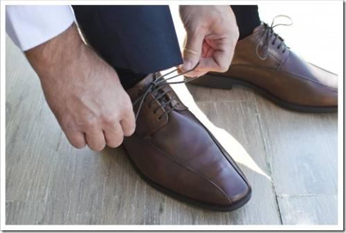 Покупка мужской обуви в интернет-магазине