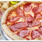 Что входит в пиццу пепперони и как ее готовят