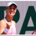 Украинка Ангелина Калинина во второй раз в 2021 году выиграла два теннисных турнира подряд