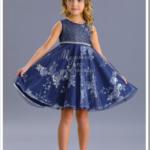 Какое выбрать нарядное платье для девочки на праздник