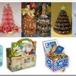 Виды детских сладких новогодних подарков