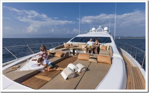 Аренда яхты у частного владельца