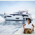 Как арендовать яхту для морской прогулки?