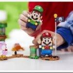 Какие есть наборы конструкторов Лего Супер Марио?