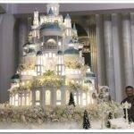 Виды свадебных тортов и какую начинку выбрать